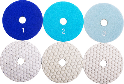 HYBRID 3 STEP WET PADS